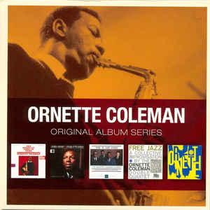 Ornette Coleman Original Album Series Online Prodaja