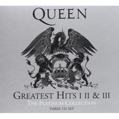 Greatest Hits I II & III (The Platinum Collection)
