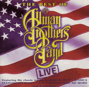 The Best Of The Allman Brothers Band Live