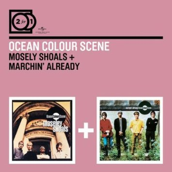 Moseley Shoals/Marchin' Already/2 for 1 Series
