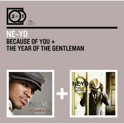 2 for 1: Because of You/Year of the Gentleman