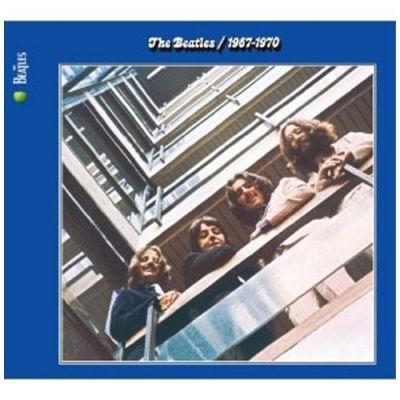 The Beatles 1967 1970 Blue Album Prodavnica Muzičkih