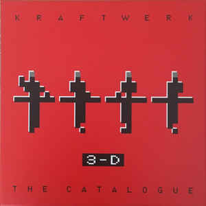 3-D (The Catalogue) - Kraftwerk