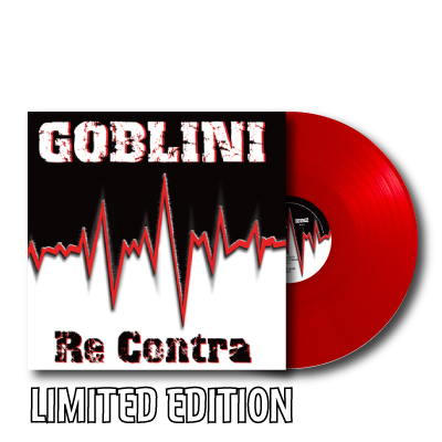 Re Contra (Red LP)