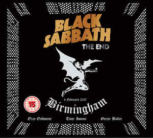 The End (4 February 2017 - Birmingham) - Black Sabbath