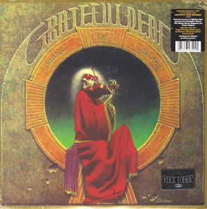 Blues For Allah - The Grateful Dead