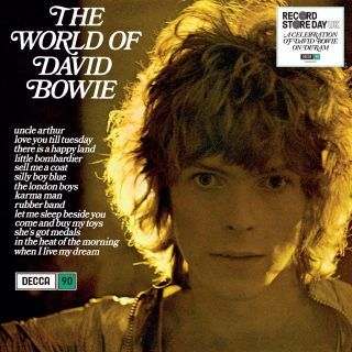 David Bowie The Man Who Sold The World Prodaja