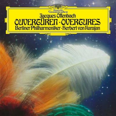 Jacques Offenbach: Overtures