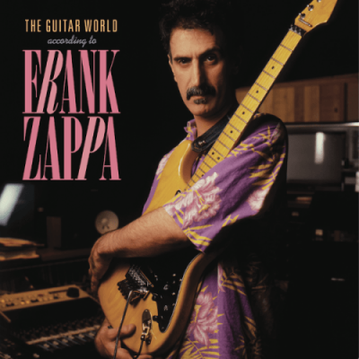 Guitar World ACCORDING TO FRANK ZAPPA - Frank Zappa