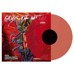 Gods Of Metal Vol 1 - Various