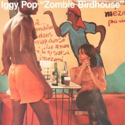 Zombie Birdhouse (Orange Vinyl)