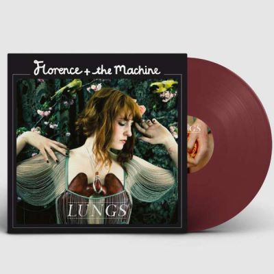 Lungs - 10th ANNIVERSARY - FLORENCE & THE MACHINE