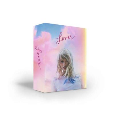 Lover - Deluxe Box - TAYLOR SWIFT