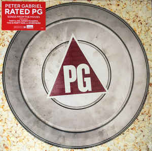 Rated PG - Peter Gabriel