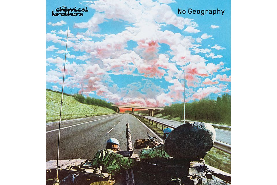 "The Chemical Brothers predstavili album ""No Geography"""