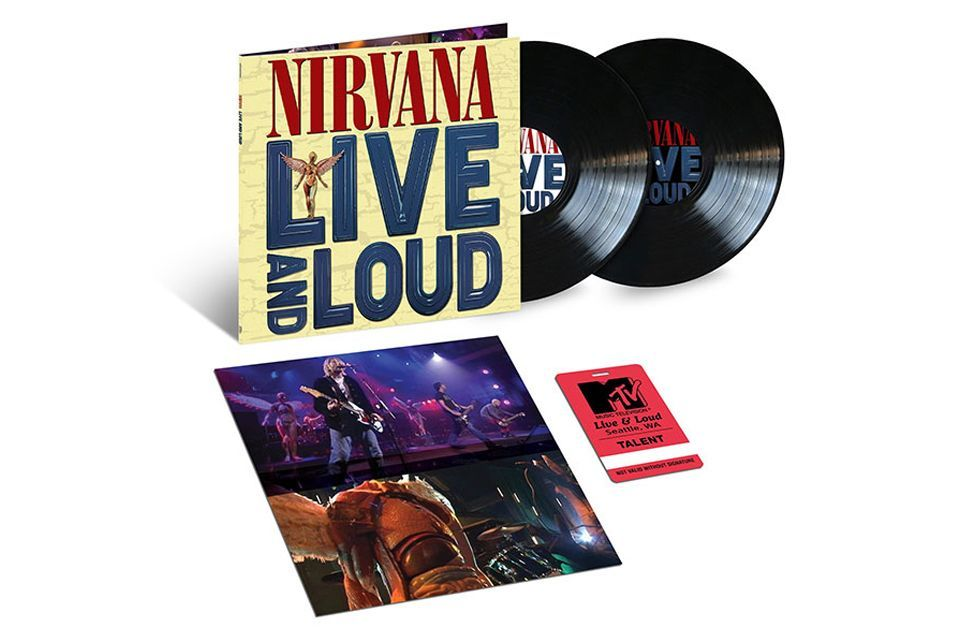"NIRVANA – ""LIVE AND LOUD"" USKORO NA VINILU"